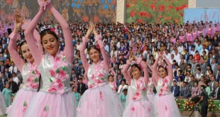 احتفالات عيد النوروز في اوزبكستان