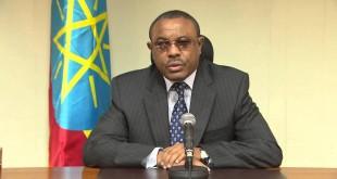 رئيس وزراء أثيوبيا هيلي ماريام ديسالين