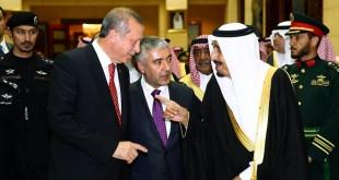 سلمان وأردوغان