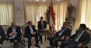 وفد الحكومة اليمنية