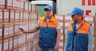مساعدات تركيا