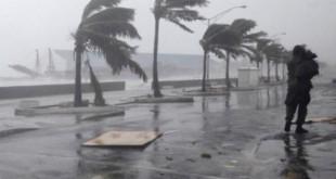 اعصار يضرب اليمن