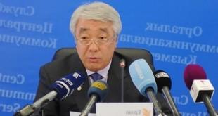 وزير الخارجية الكازاخستاني