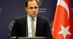 الناطق باسم وزارة الخارجية التركية تانجو بيلغيج
