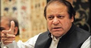 رئيس الحكومة الباكستانية