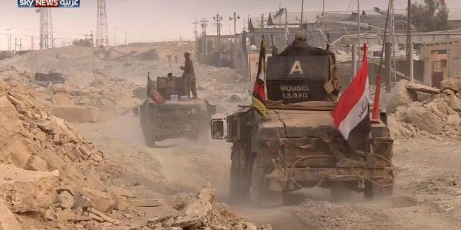 القوات- العراقية