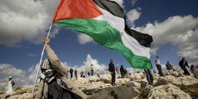 العلم-الفلسطيني