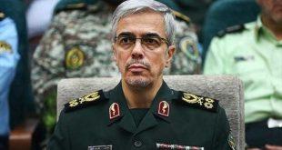 رئيس هيئة الأركان الإيرانية