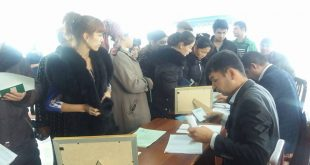 انتخابات اوزبكستان
