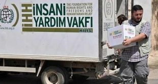 هيئة الإغاثة الإنسانية التركية İHH