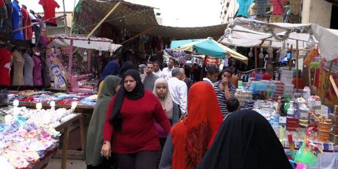 سوق مصرية