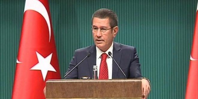 رئيس الوزراء التركي نور الدين جانيكلي
