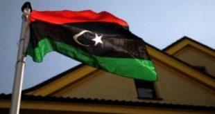 الخارجية-الليبية علم ليبيا