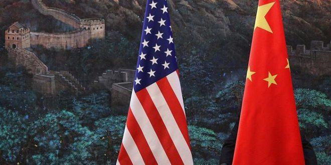 الصين ـ أمريكا