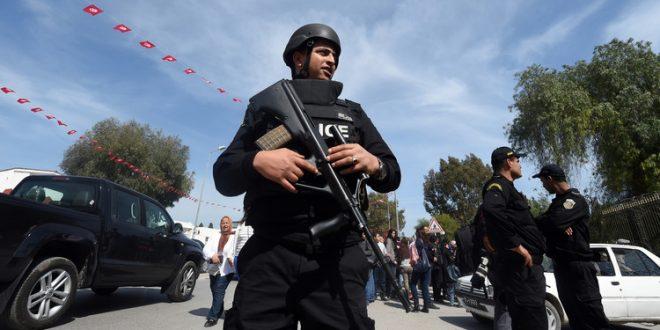 رجل أمن تونسي