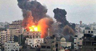 غارات عنيفة على ريف إدلب