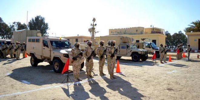 يخوض الجيش مواجهات مع جماعات إرهابية في سيناء منذ عام 2013