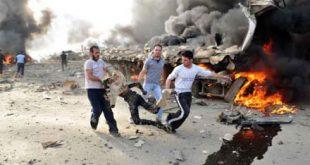 مقتل 4 مدنيين بانفجار عبوات ناسفة بـ العراق
