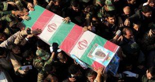 قُتل عسكريان إيرانيان من الحرس الثوري