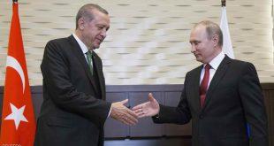 بوتن وأردوغان