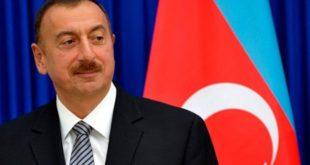 رئيس أذربيجان الهام علييف