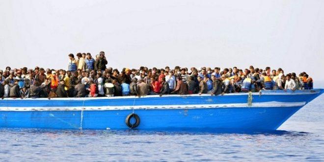 الهجرة الغير شرعية