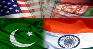 الهند-باكستان-أمريكا-أفغانستان