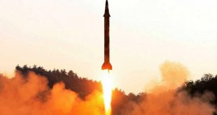 صاروخ-كوريا الشمالية