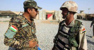 الجيش العراقي-البيشمركة