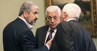 محمود عباس-خالد مشعل