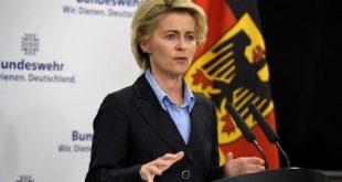 أورسولا فون دير لاين-ألمانيا