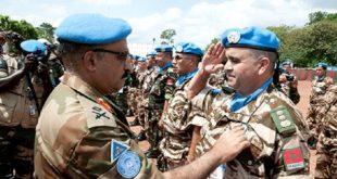 المغرب-حفظ السلام
