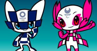 تميمة أولمبياد طوكيو