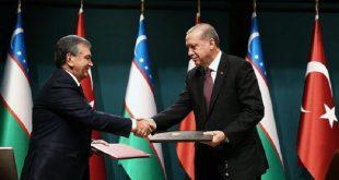 تركيا-أوزبكستان