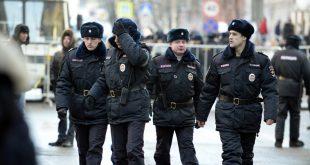 روسيا-الشرطة