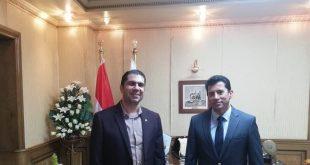 أشرف صبحي-هشام التهامي