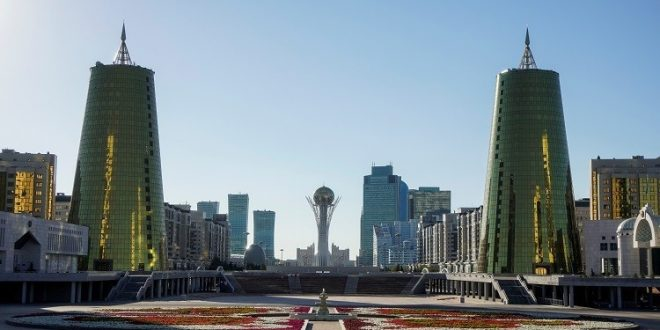 وزارة الخارجية الكازاخستانية