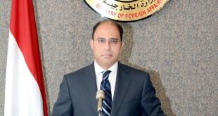 أحمد أبوزيد الخارجية
