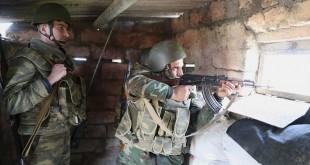 القوات الآذرية