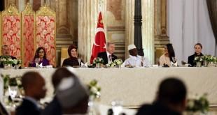 عشاء قادة منظمة المؤتمر الإسلامي