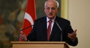 رئيس البرلمان التركي إسماعيل قهرمان