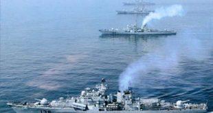تدريبات الصين البحرية