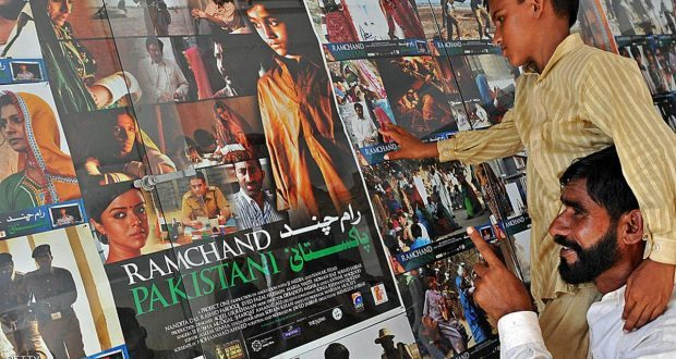 شركات السينما في باكستان
