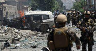 هجوم لطالبان على مقر أمني بأفغانستان