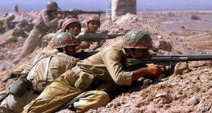 مناورات عسكرية إيرانية قرب الحدود مع العراق
