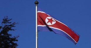 علم كوريا الشمالية