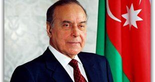 حيدر علييف الزعيم القومى لأذربيجان