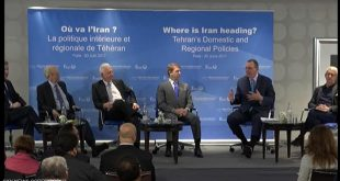 مؤتمر باريس للمقاومة الايرانية