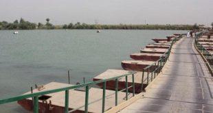 الجسر الحديدي العائم-العراق