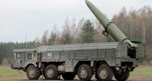 الصاروخ إسكندر
